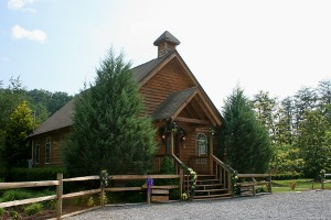 see our smokey ridge wedding chapel located in pigeon forge tennessee in the heart of the smoky mountains